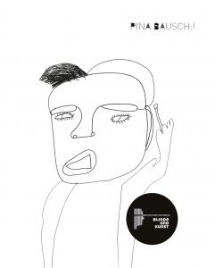 Katalog zur Ausstellung 'Pina Bausch und das Tanztheater' Cover